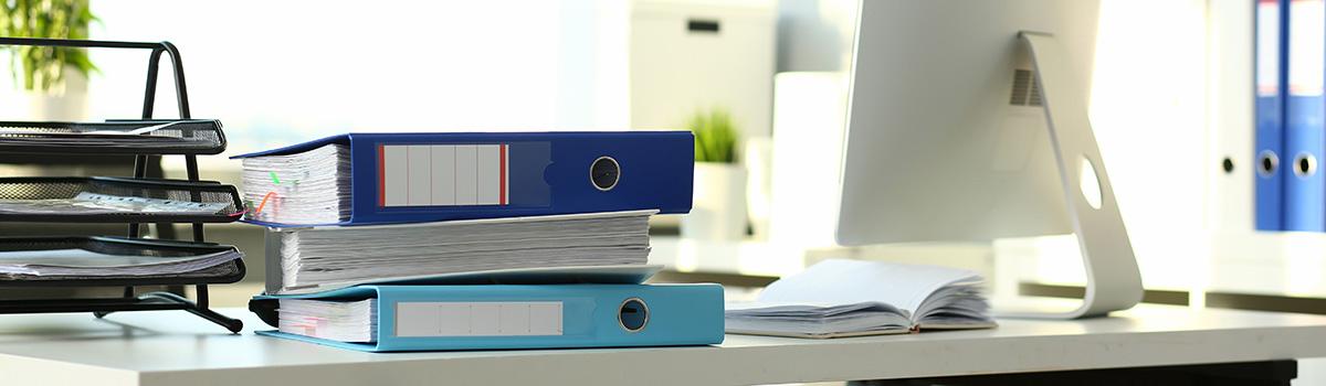 Büroservice und Datenschutz